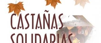Castañas Solidarias, 1 docena un euro en el Mercado de Sarón este fin de semana