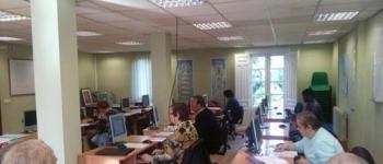 Curso de Informática Básica en Sarón