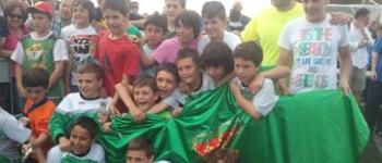 Cayón participó en el II Torneo Nacional Fútbol Base