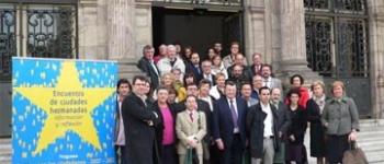 La Concejalía de Educación y Cultura del Ayuntamiento de Santa María de Cayón participa en el I Encuentro de Ciudades Hermanadas