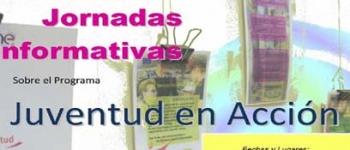 """Jornadas Informativas """"Juventud en Acción"""" en las que puedes participar como vecino de Santa María de Cayón"""