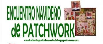 Encuentro Navideño de Patchwork y Mercado de Productos Locales el 1 y 2 de Diciembre en Sarón