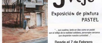 Exposición de Pintura Pastel.Fundación Cultural Eusebio Gómez García y Justina Berdía López.Telecentro de Sarón