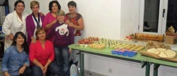 """Éxito del """"Taller de jabones y cosmética natural"""" celebrado en Lloreda"""