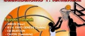 La EDM Baloncesto ha sido invitada al I Torneo de baloncesto alsasua altsasu en Navarra