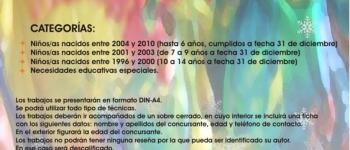 XIII Concurso Navideño de Pintura Infantil 2010 del Ayuntamiento de Santa María de Cayón