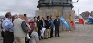 Comenzaron los actos de Homenaje en el Bicentenario de la muerte del Brigadier D. Juan A. Gutiérrez de la Concha, nacido en Esles de Cayón