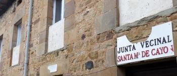 El banco de alimentos del Ayuntamiento de Santa María de Cayón se traslada a una nueva ubicación.