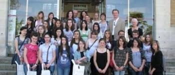 """Días de convivencia entre alumnos del Instituto """"Lope de Vega"""" y alumnos franceses de Gujan-Mestras, un hermanamiento bueno para todos."""
