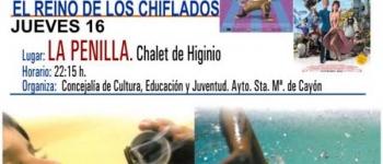 El Ayuntamiento de Santa María de Cayón continua con el Cine de Verano. 15 y 16 de Julio,en el Chalet de Higinio, en La Penilla