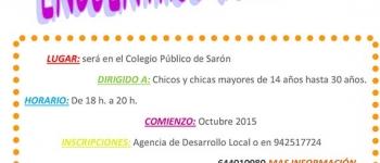 Nuevo programa de encuentros juveniles  en el  municipio de Santa María de Cayón