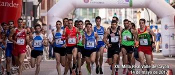 Superación de los mejores corredores que se dieron cita en la XVI Milla Real Valle de Cayón