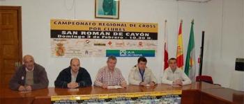 Campeonato Regional de Cross largo equipos por clubes