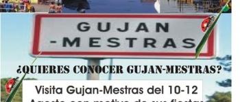 ¿Quieres conocer Gujan-Mestras?. Ven el viernes 6 de Julio, a las 19:00 al Ayuntamiento