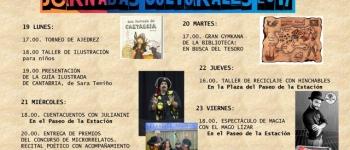 Jornadas Culturales 2017 en Santa María de Cayón