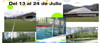 IV Campus de Fútbol de Santa María de Cayón.