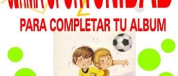 Ultima Oportunidad para completar Tu ALBUM de las Escuelas Deportivas Municipales.