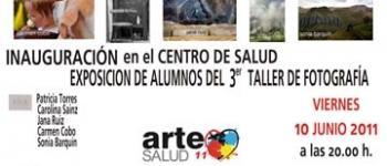 El viernes, 10 de Junio se inaugura la presente edición de ArteSalud
